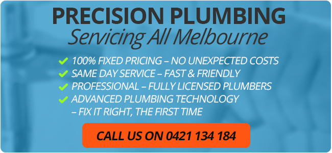 Blocked Drain Plumber near Heidelberg West, 3081